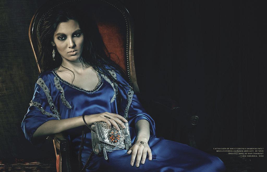 روح - Âme - Femmes de Tunisie - MAI 2014